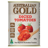 Diced Tomatoes 400g Australian Gold