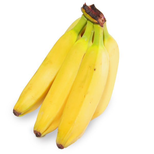 Bananas Lady Finger (5 in a bunch) , S10M-Fruit - HFM, Harris Farm Markets