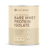 Bare Blends Whey Protein Isolate | Harris Farm Online