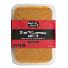 Whats For Tonight Beef Massaman Curry | Harris Farm Online