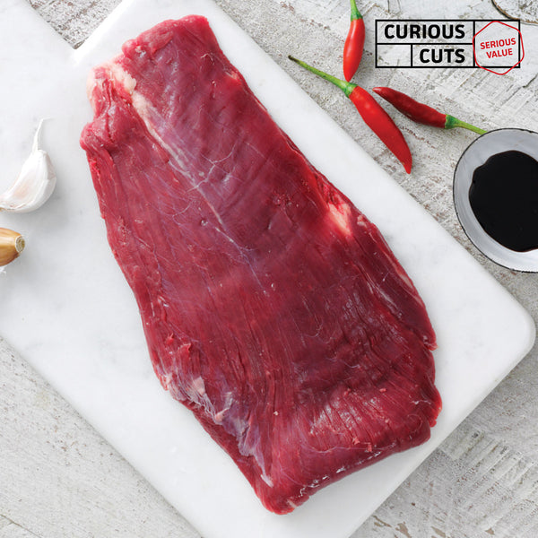 Beef Skirt Steak (650g - 750g) - Curious Cuts , Frdg5-Meat - HFM, Harris Farm Markets