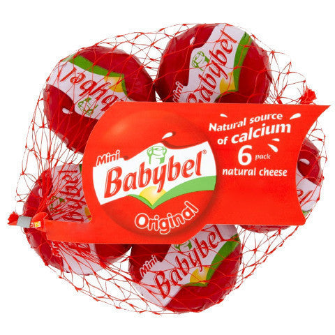 Babybel - Mini Cheese Original | Harris Farm Online