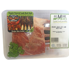 Lamb Neck Rack Organic Grass Fed 400 - 600g Belmore Meats , Frdg5-Meat - HFM, Harris Farm Markets