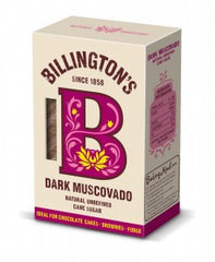 Billington Dark Muscovado Sugar (500g) , Grocery-Cooking - HFM, Harris Farm Markets