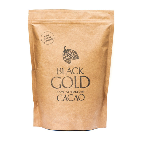 Black Gold Raw Cacao Powder 125g , Grocery-Cooking - HFM, Harris Farm Markets