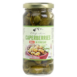Chefs Choice - Caperberries - In Vinegar (240g)