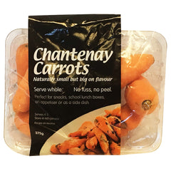 Carrots Chantenay (375g Bag) , S04H-Veg - HFM, Harris Farm Markets