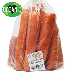 Carrots Juicing Organic (2kg)