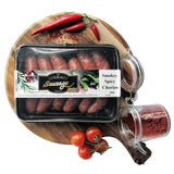 Sausages - Smoky Chorizo 500g The Gourmet Sausage , Frdg5-Meat - HFM, Harris Farm Markets  - 1