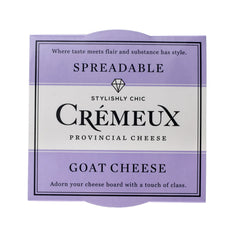 Goat Spreadable Cheese 100g Cremeux
