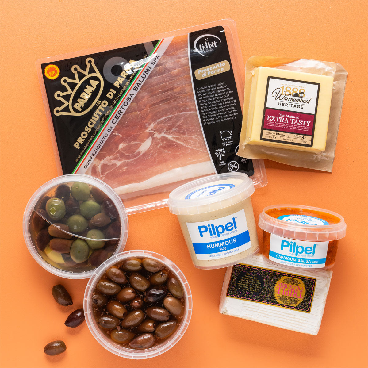 Entertaining Bundle with Cheese + Prosciutto | Harris Farm Online
