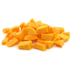 Pumpkin Sliced CATERING (bag 1kg) , Wholesale - HFM, Harris Farm Markets