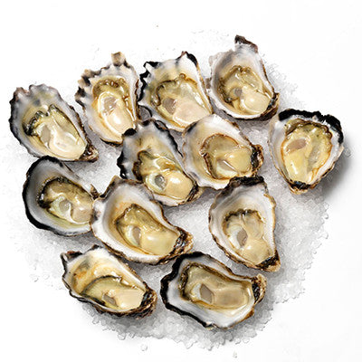 Oysters Sydney Rock Medium (SFS) 1 doz , Fish - Fish, Harris Farm Markets