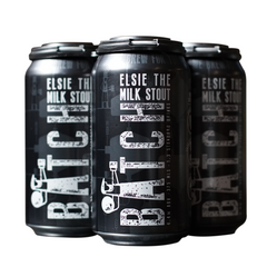 Batch Brewing Co - Beer Elsie the Milk Stout (4 x 375mL)