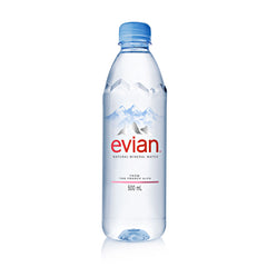 Evian - Drinks Spring Water (500mL)