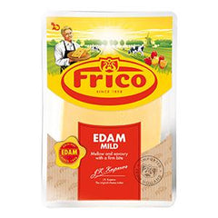 Edam Cheese - Mild Sliced (12 Sheets, 150g) Frico