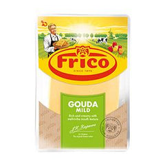 Gouda Cheese - Mild, Sliced (12 Sheets, 150g) Frico