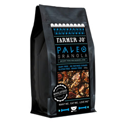 Muesli Paleo Granola 300g Farmer Joe , Grocery-Cereals - HFM, Harris Farm Markets