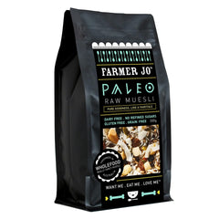 Muesli Paleo Raw 300g Farmer Joe , Grocery-Cereals - HFM, Harris Farm Markets