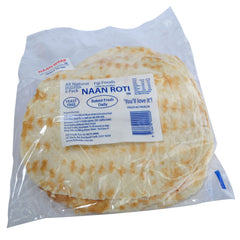 Naan Rotti Wrap 6pk , Z-Bakery - HFM, Harris Farm Markets