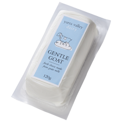 Goat Cheese Gentle (120g) Yarra Valley