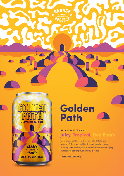 Garage Project Golden Path | Harris Farm Online