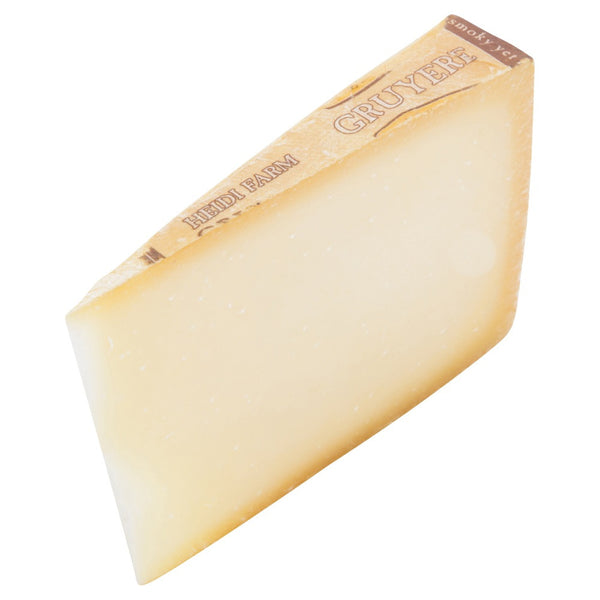 Swiss Cheese Gruyere Heidi 220-280g , Frdg1-Cheese - HFM, Harris Farm Markets