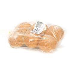 Tobias Dinner Rolls Wholemeal 600g , Z-Bakery - HFM, Harris Farm Markets
