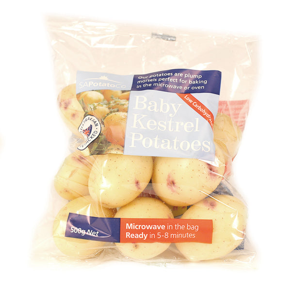 Potatoes Baby Kestrel (500g) , S01H-Veg - HFM, Harris Farm Markets