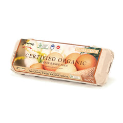 Pirovic Eggs Organic X 12 800g , Grocery-Eggs - HFM, Harris Farm Markets