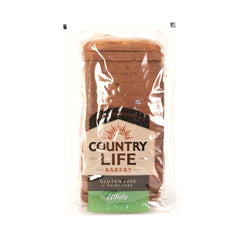 Country Life White Gluten Free 520g , Z-Bakery - HFM, Harris Farm Markets