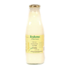 Ivyhome Milk Certified Organic Low Fat 750ml , Frdg2-Dairy - HFM, Harris Farm Markets