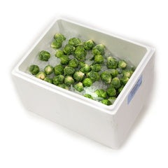 Brussels Sprouts Loose (box 5kg) ,  - HFM, Harris Farm Markets