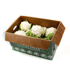 Cauliflower (box 10) , Wholesale - HFM, Harris Farm Markets