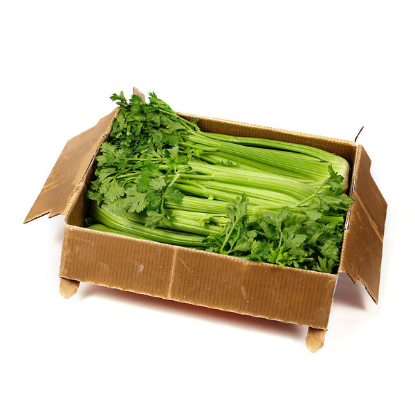 Celery (box 8) , Wholesale - HFM, Harris Farm Markets