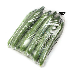 Cucumber Telegraph (bag 15) , Wholesale - HFM, Harris Farm Markets