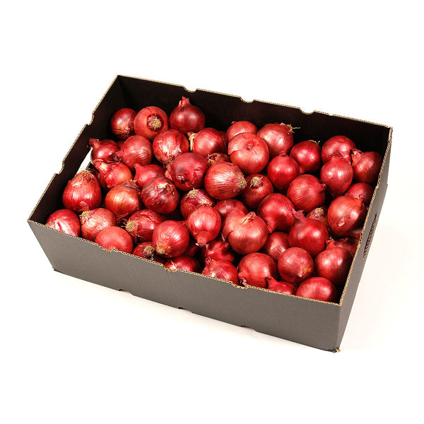 Onions Spanish (box 10kg) , Wholesale - HFM, Harris Farm Markets