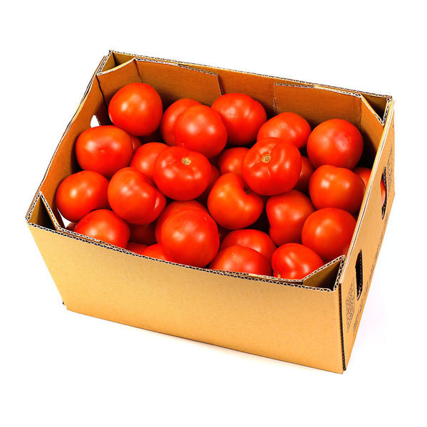 Tomatoes Medium Large (box 10kg) , Wholesale - HFM, Harris Farm Markets