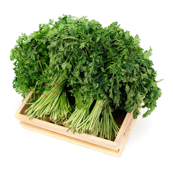 Parsley Continental (6 bunches) , Wholesale - HFM, Harris Farm Markets