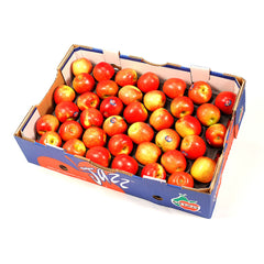 Apples Jazz (box 12kg) , Wholesale - HFM, Harris Farm Markets
