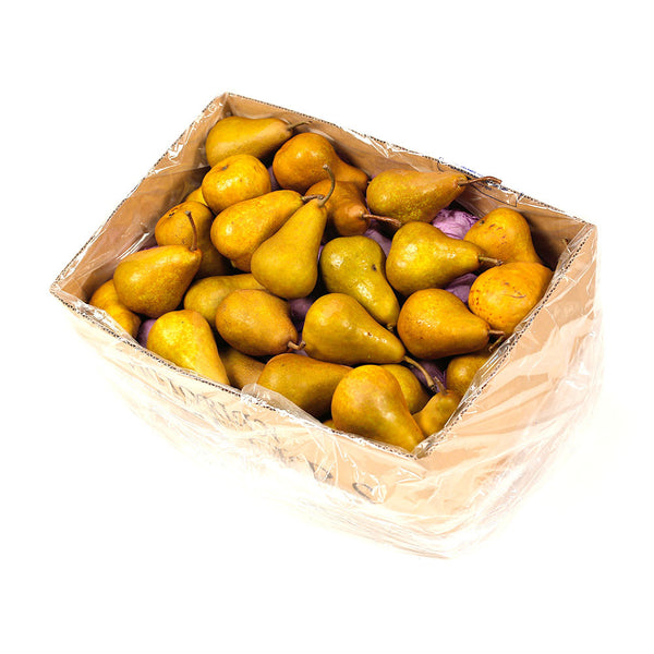 Pears Beur Bosc (box 13kg) , Wholesale - HFM, Harris Farm Markets