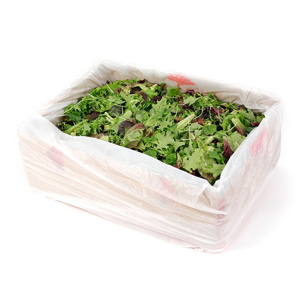 Salad Mixed loose Mesclun (box 3kg ) , Wholesale - HFM, Harris Farm Markets