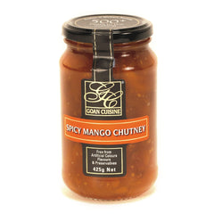 Goan Cuisine Spicy Mango Chutney 435g , Grocery-Cooking - HFM, Harris Farm Markets