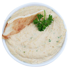 Hommus Plain Dip 250g tub Harris Farm , Frdg1-Antipasti - HFM, Harris Farm Markets