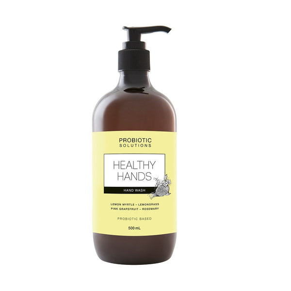 Probiotic Solutions Hand Wash 500ml , Grocery-Cleaning - HFM, Harris Farm Markets