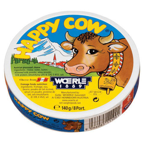 Happy Cow Cheese 140g , Frdg1-Cheese - HFM, Harris Farm Markets