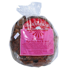 Healthy Bake Rye Fruit & Nut 650g , Z-Bakery - HFM, Harris Farm Markets