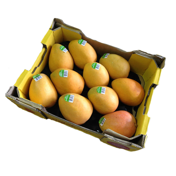 Mangoes Honey Gold (Tray Sale) , S08H-Fruit - HFM, Harris Farm Markets