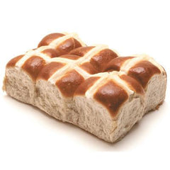 Hot Cross Buns - Fruitless (6pk)