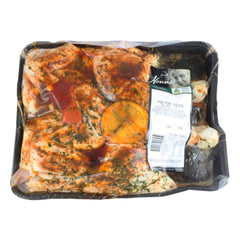 Butterflied Chicken Peri Peri (1kg) Nonna , Frdg5-Meat - HFM, Harris Farm Markets  - 1